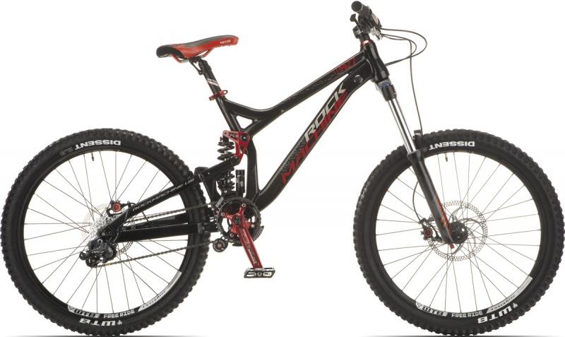 Horský bicykel Rock Machine