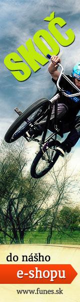 Funes.sk - cyklistické ale aj iné športové potreby