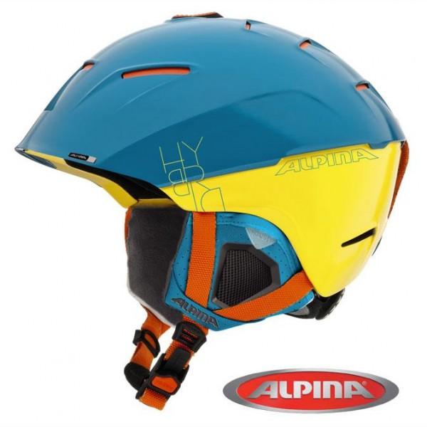 Lyžiarska a snowboardova prilba Alpina Cheos
