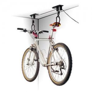 Výťah na bicykel maxi - stropný držiak na bicykel