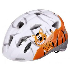 Juniorská cyklistická helma Alpina