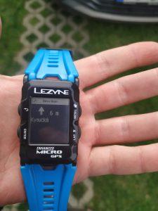 Lezyne Micro GPS - Cyklo navigácia