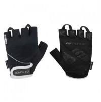 FORCE rukavice GEL 17, čierne