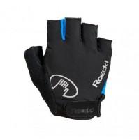 Rukavice cyklistické ROECKL Iman čierno-modré