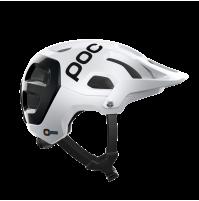 POC Tectal Race SPIN Hydrogen White/Uranium Black MLG