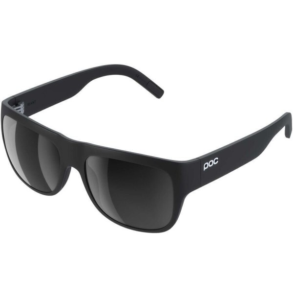 POC Cyklistické okuliare  Want Polarized Uranium Black Grey Polar