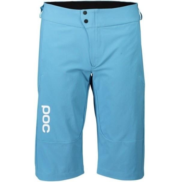 POC Cyklistické  dámske nohavice Essential MTB Women's Shorts Light Basalt Blue