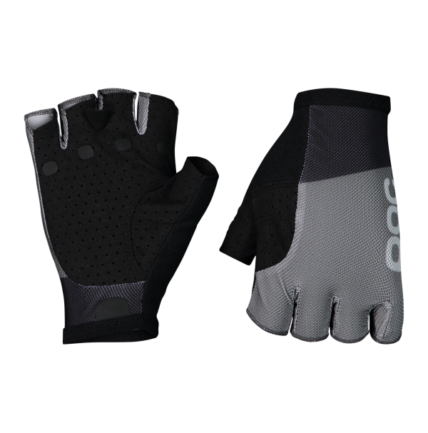 POC Road Mesch Short Glove Steel Grey