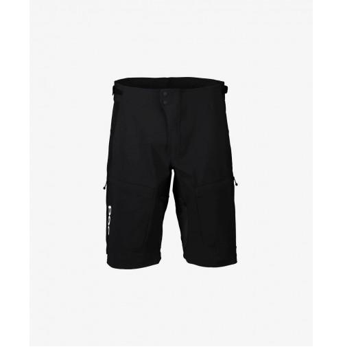 POC Resistance Ultra Shorts Uranium Black