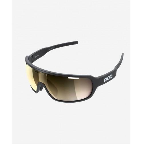 POC Cyklistické okuliare DO BLADE Violet  Uranium black Violet/Gold Mirror Cat3