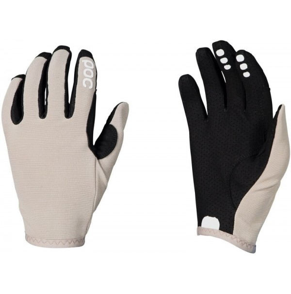 POC Cyklistické rukavice Resistance Enduro Glove Moonstone Grey