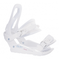 SNOWBOARDOVÉ VIAZANIE Rage RX360 white