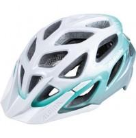 Cyklistická prilba ALPINA MYTHOS 3.0 bielo-smaragdová
