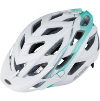 Cyklistická prilba ALPINA D-ALTO L.E. bielo-smaragdová