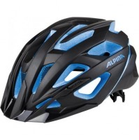 Cyklistická prilba ALPINA Valparola XC čierno-modrá