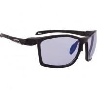 Cyklistické okuliare Alpina TWIST FIVE VLM+ čierne matné