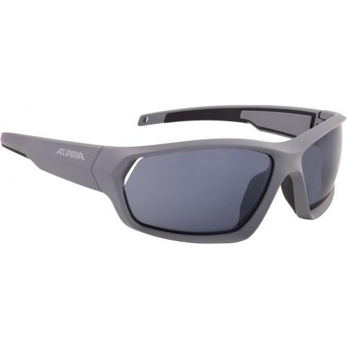 Okuliare Alpina PHESO P sivé matné
