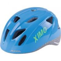 Cyklistická prilba ALPINA Ximo modrá