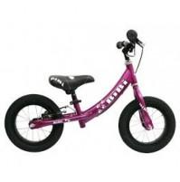 Detský odrážací bicykel BIBI fialový