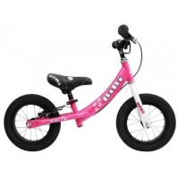 Detský odrážací bicykel BIBI ružový
