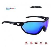 Okuliare Alpina S-WAY PROMO CM čierne matné