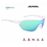 Okuliare Alpina S-WAY CM+ biele