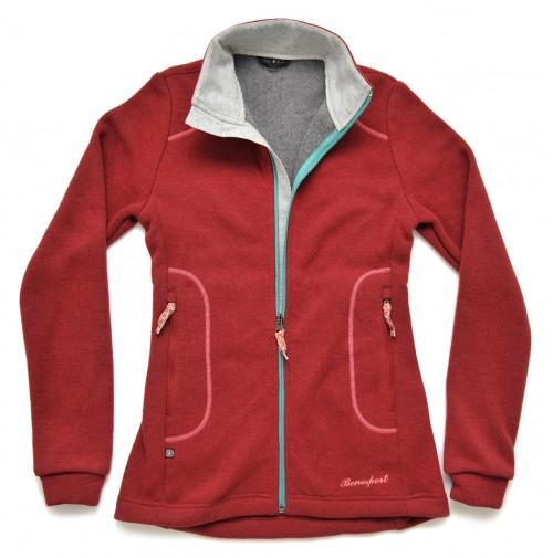 Dámska bunda - sveter BENESPORT SOKOLIE