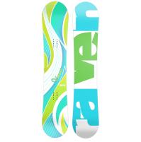 Snowboard RAVEN Venus Blue/Green 2014/2015
