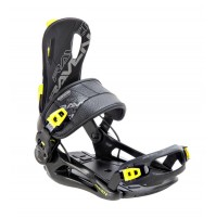 Snowboardové viazanie Raven FT270 Lemon