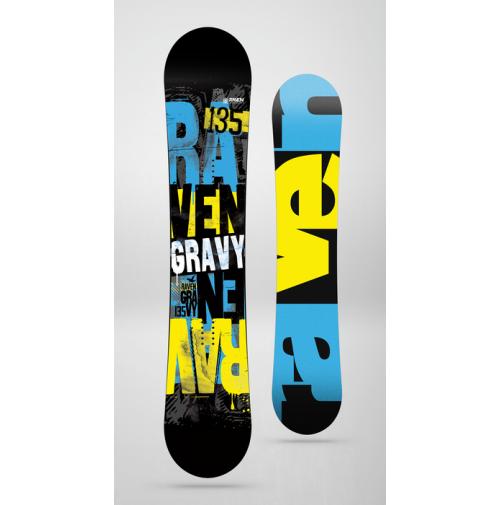 Snowboard Raven Gravy Junior  2019/2020