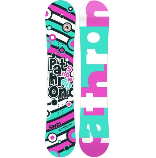 Snowboard Pathron Swirl 2017/2018