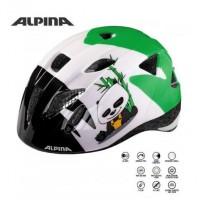 Cyklistická prilba ALPINA Ximo panda