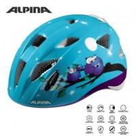 Cyklistická prilba ALPINA Ximo Flash sovy