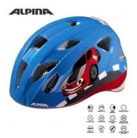 Cyklistická prilba ALPINA Ximo Flash autíčko