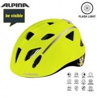 Cyklistická prilba ALPINA Ximo Flash reflexná