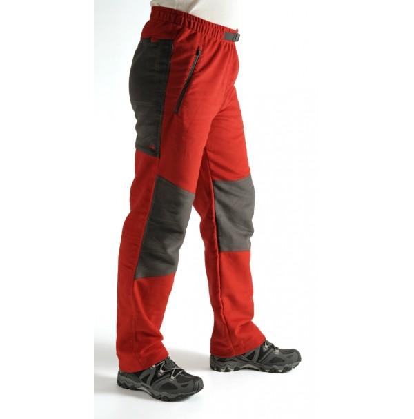 Pánske nohavice BENESPORT Brodok červené