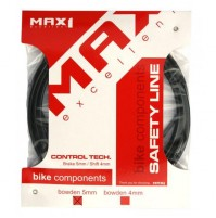 Bowden brzdový MAX1 5mm čierny