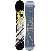 Snowboard Pathron Sensei Yellow 2017/2018