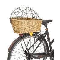Košík na bicykel pre zvieratá na zadný nosič