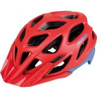 Cyklistická prilba ALPINA MYTHOS 3.0 L.E. červeno-modrá