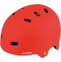 Cyklistická prilba Alpina PARK červená