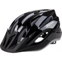 Cyklistická prilba ALPINA MTB 17 čierna