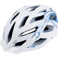 Cyklistická prilba ALPINA PANOMA L.E bielo-modro-metalická