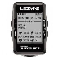 Cyklocomputer LEZYNE Super GPS