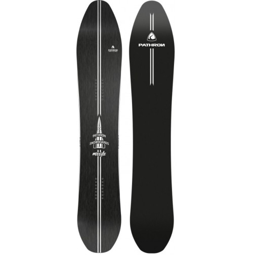 Snowboard PATHRON Missile 2015/2016 (black base)