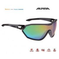 Okuliare Alpina S-WAY VLM+ coal matt-black