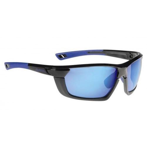 Okuliare Alpina TRI-SCRAY MULTIFRAME čierno-modré