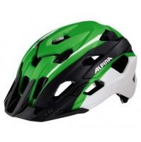 Cyklistická prilba ALPINA Yedon L.E. neonovo-zeleno-čierno-biela