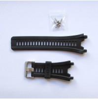 Náhradný remienok na GPS hodinky LEZYNE Micro čierne