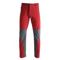 Pánske nohavice BENESPORT Koľvek červené